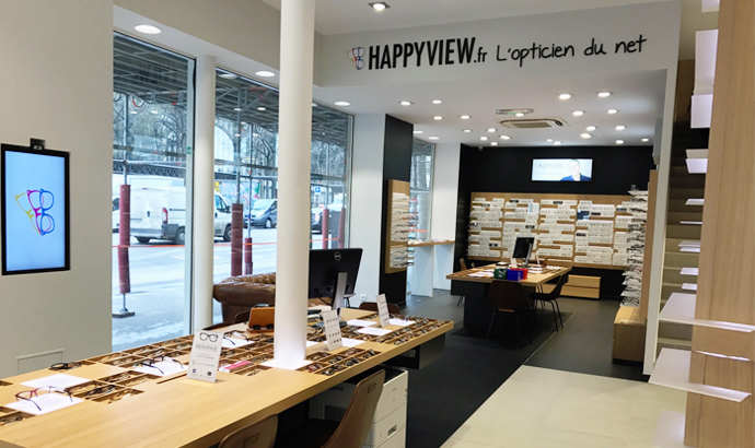 Photo magasin Happyview