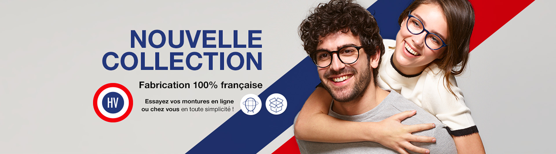 Collection Made in France - Lunettes de vue