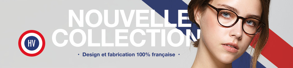 Collection Made in France - Lunettes de vue Femme