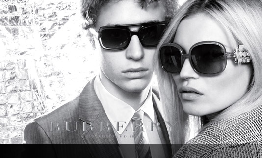 lunettes burberry
