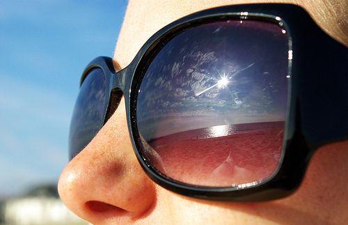 dangers des lunettes de soleil