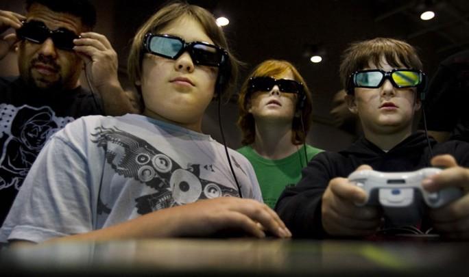 jeux video en 3d