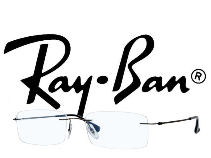 ray ban optique