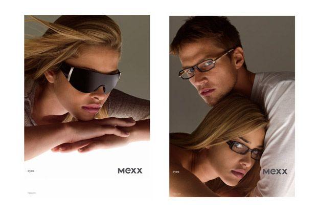 lunettes de soleil mexx