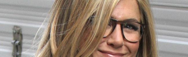 lunettes de vue stars jennifer aniston