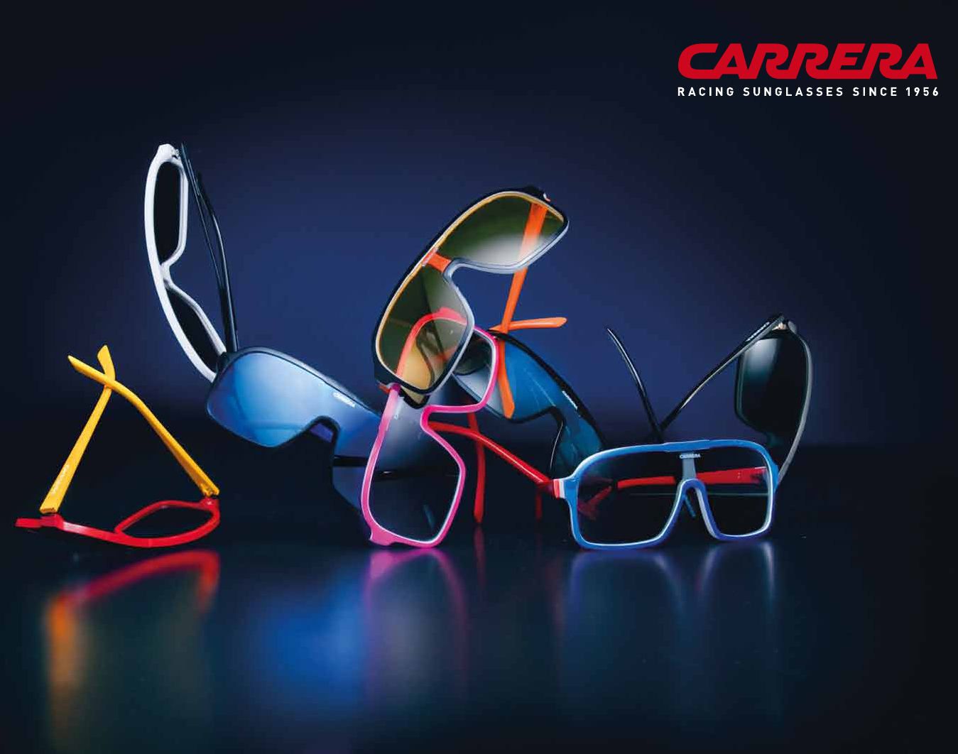 Photos de lunettes Carrera