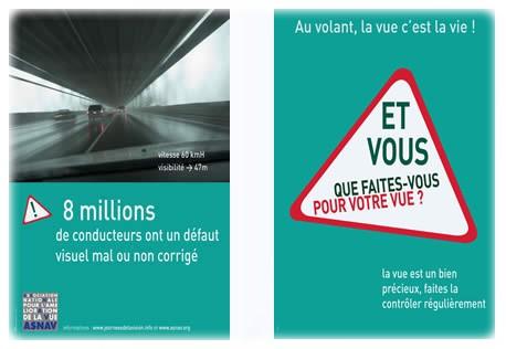 Campagne publicitaire de l'ASNAV