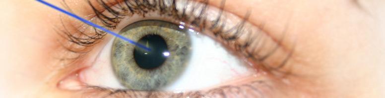 operation oeil laser