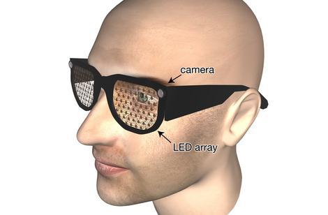 des lunettes du futur