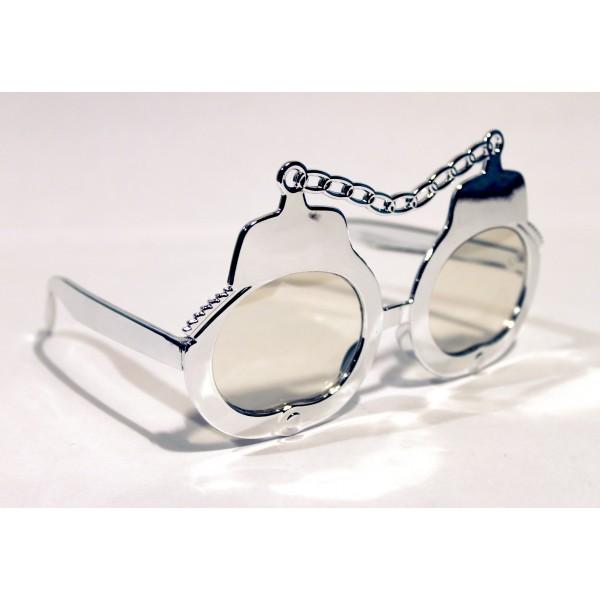 lunettes à menottes