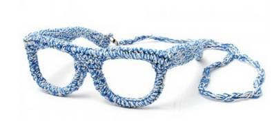 lunettes de tricot