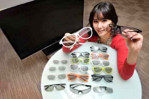 Les lunettes branchées de chez LG