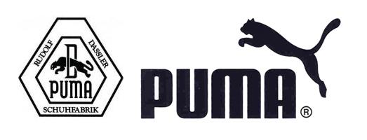 Premier et dernier logo Puma