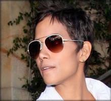 Halle Berry et ses lunettes Dita Sparrow