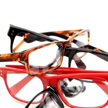 quatre lunettes