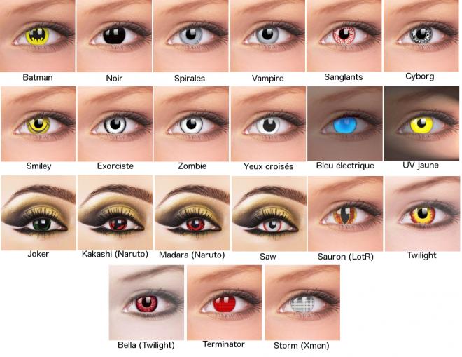 Préférence Quelles sont les lentilles de couleur les plus tendance ? - Happymag NU78