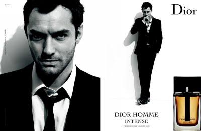 publicité dior parfum Jude Law