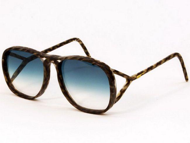 lunettes en cheveux