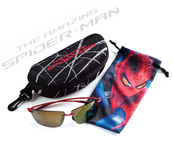 lunettes spiderman