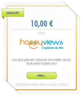 Happyview partenaire dropgift