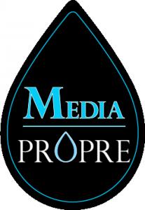 logo media propre