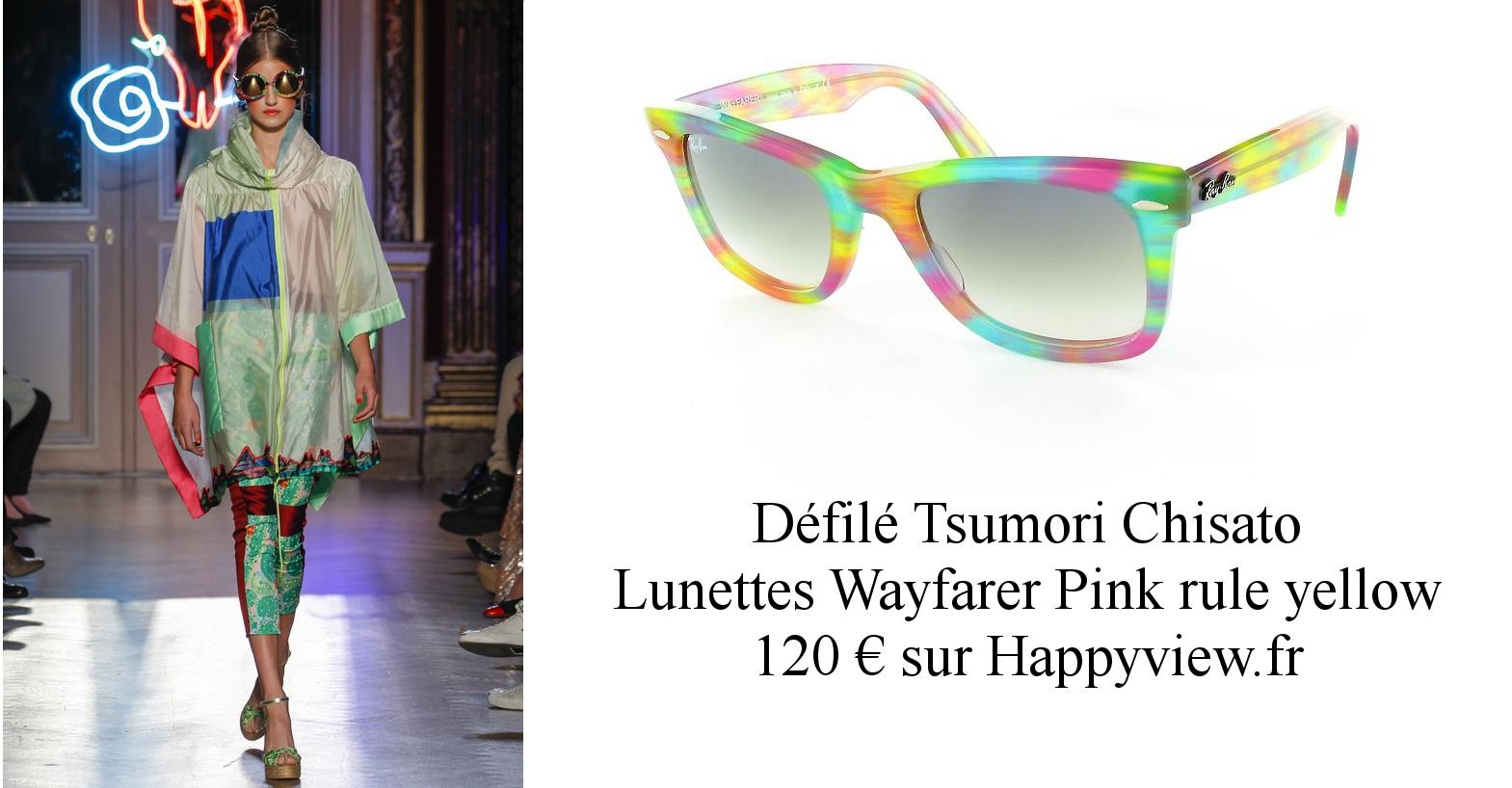 bb0f5865d36217 Les lunettes de soleil de la Fashion Week. - Happymag