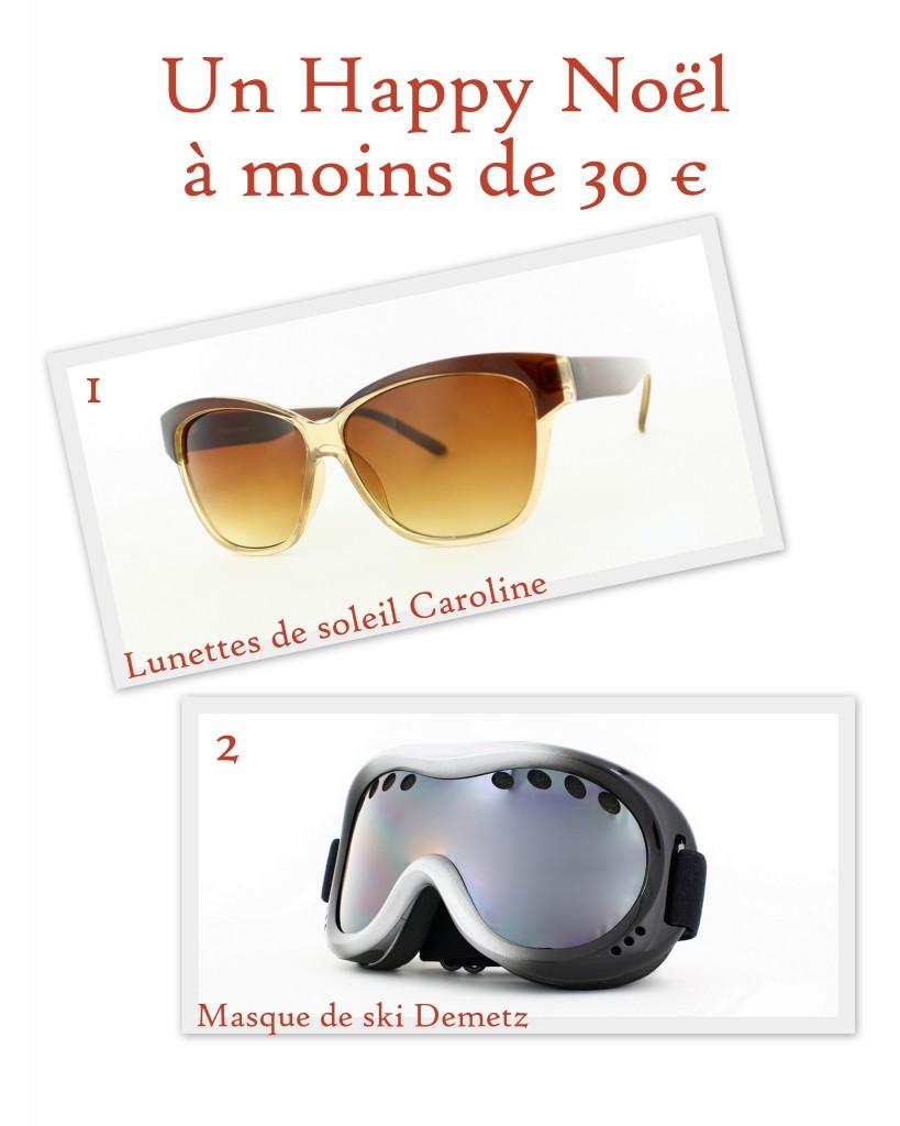 idées cadeaux de noël pour femmes à moins de 30 euros