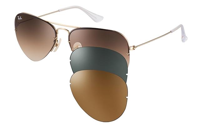 choisir la teinte des verres de lunettes de soleil