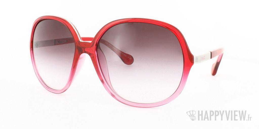 lunettes_de_soleil_dolce_gabbana_rouge