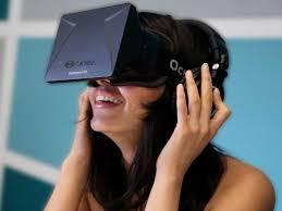 casque oculus pour voir en 3D