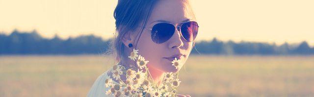 Lunettes de soleil mode